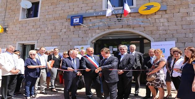 Sotta inaugure la 1ère Maison de services au public de l'Extrême-Sud