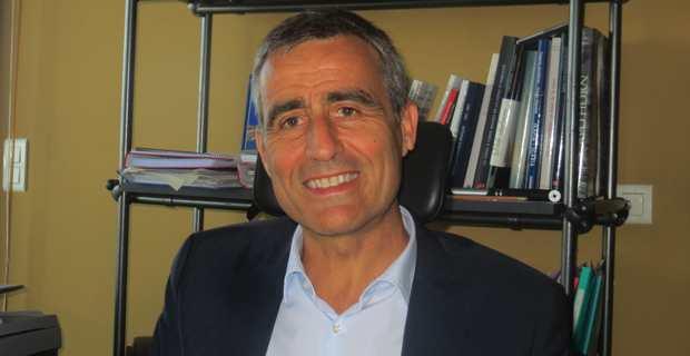 Pierre Mattei, président du directoire Lota Maritime - Corsica Ferries.