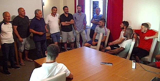 Football : L'heure de la reprise au CA Bastia