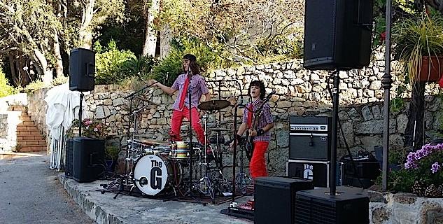 Musique en fête au Domaine Orsini de Calenzana