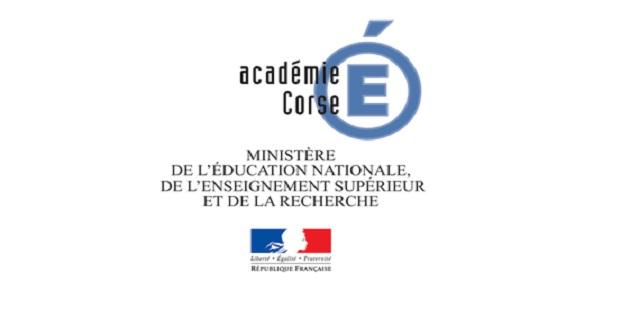 Plan de formation en langue et culture corses de l'Académie de Corse