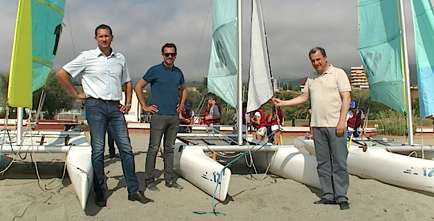 Bastia : La base nautique de l'Arinella s'ouvre au grand public