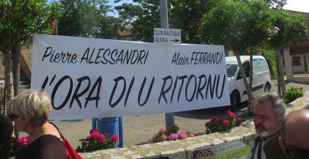 Le Collectif L'ora di u ritornu rencontrera, lundi, Manuel Valls et appelle à la mobilisation devant la CTC