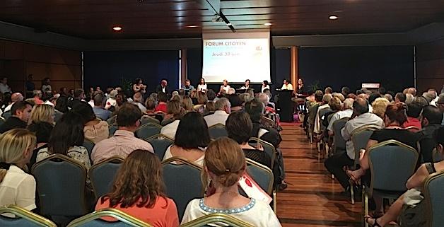 Ajaccio : La Collectivité unique fait débat entre élus et citoyens