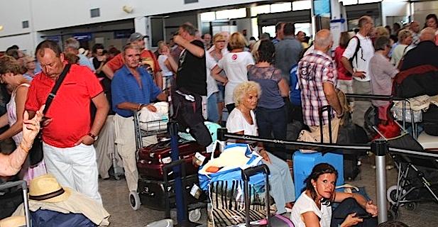 Une panne technique à l'origine de la fermeture momentanée de l'aéroport de Calvi