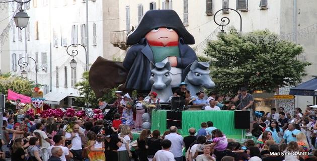 L'An 1 du nouveau Carnaval d'Ajaccio : Des débuts très prometteurs