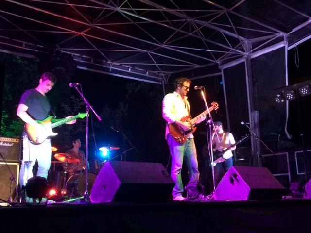 Le Corsican Wookstock : Solide comme un… rock
