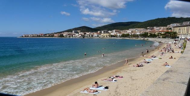 Le dispositif « plages 2016 » opérationnel depuis le 1er juillet à Ajaccio