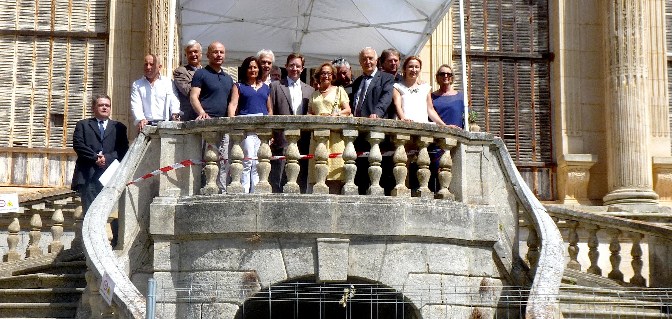 Promenade au Château de la Punta : On (re)commence sérieusement à y croire…