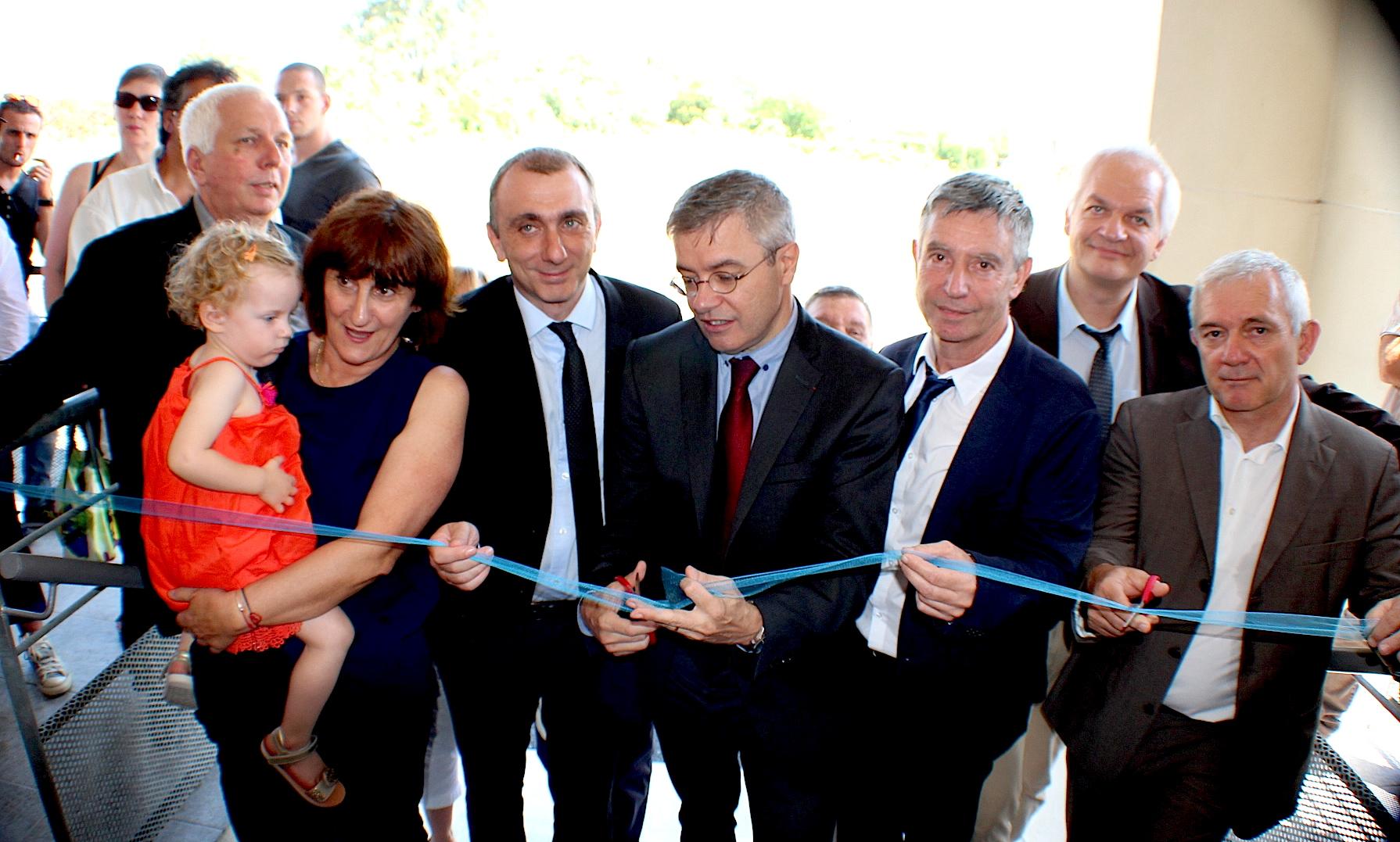 Moriani inaugure le Centre Médico-Social « Claude-Olivesi »
