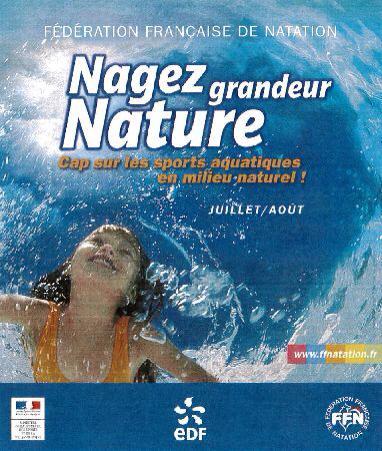 """Bastia : """"Nagez Grandeur Nature"""" à  l'Arinella avec L'ASPTT"""