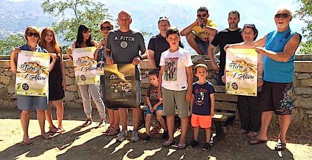 Fiera di l'alivu di Montegrossu : Les 16 et 17 juillet au cœur du village