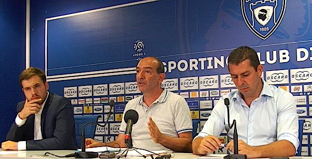 SC Bastia : Pierre-Marie Geronimi fait le point et tord le cou aux rumeurs…