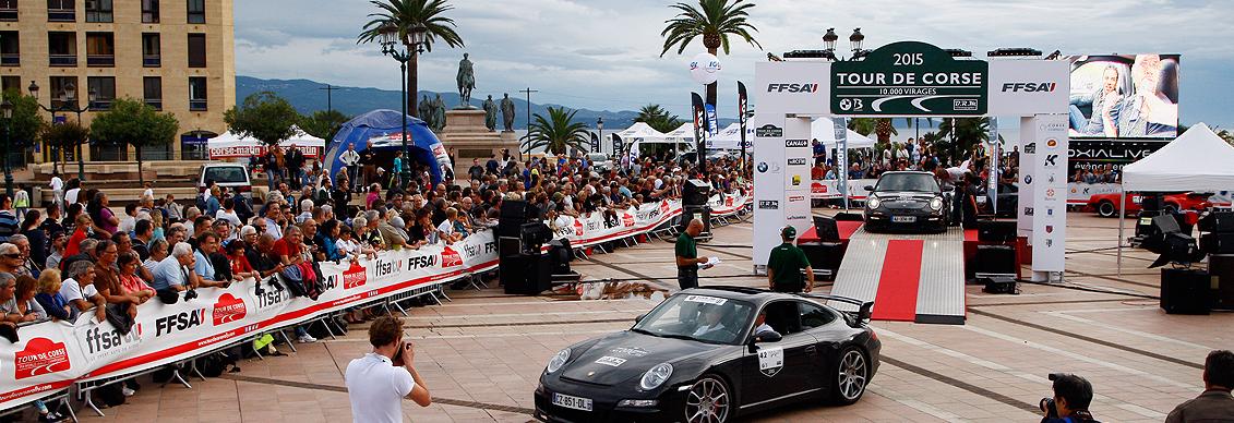"""Tour de Corse Automobile (28 septembre-2 octobre)-David Seyries : """"170 km de spéciales inédites"""""""