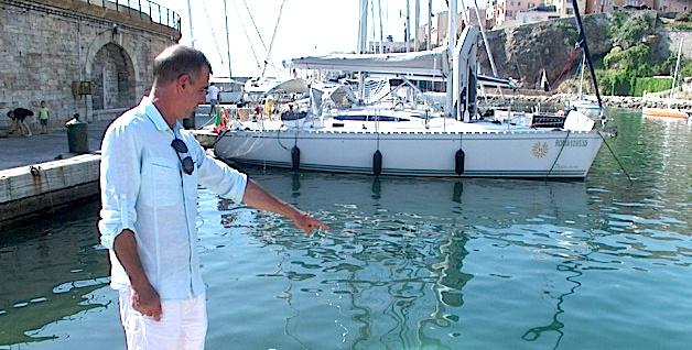 Gain de places sur le plan d'eau du Vieux-Port de Bastia