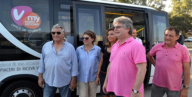 Zinzalu Express : Ouverture de la première ligne de transport en commun à Portivechju