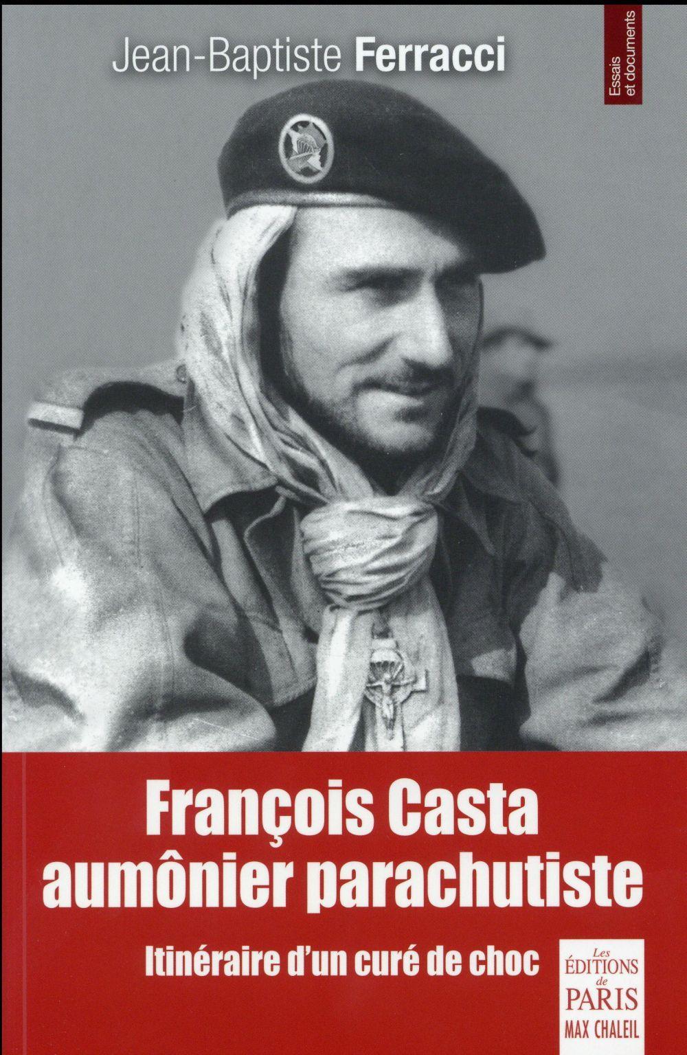 L'abbé François Casta, aumônier-parachutiste