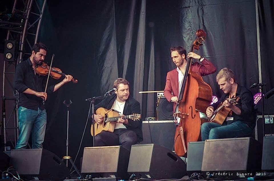 Corsican Trio aux Nuits de la guitare de Patrimoniu !