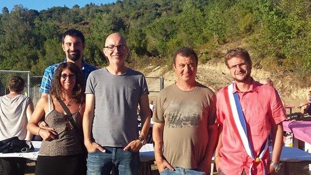 Erbaghjolu : Le bel hommage à Cédric Leonetti