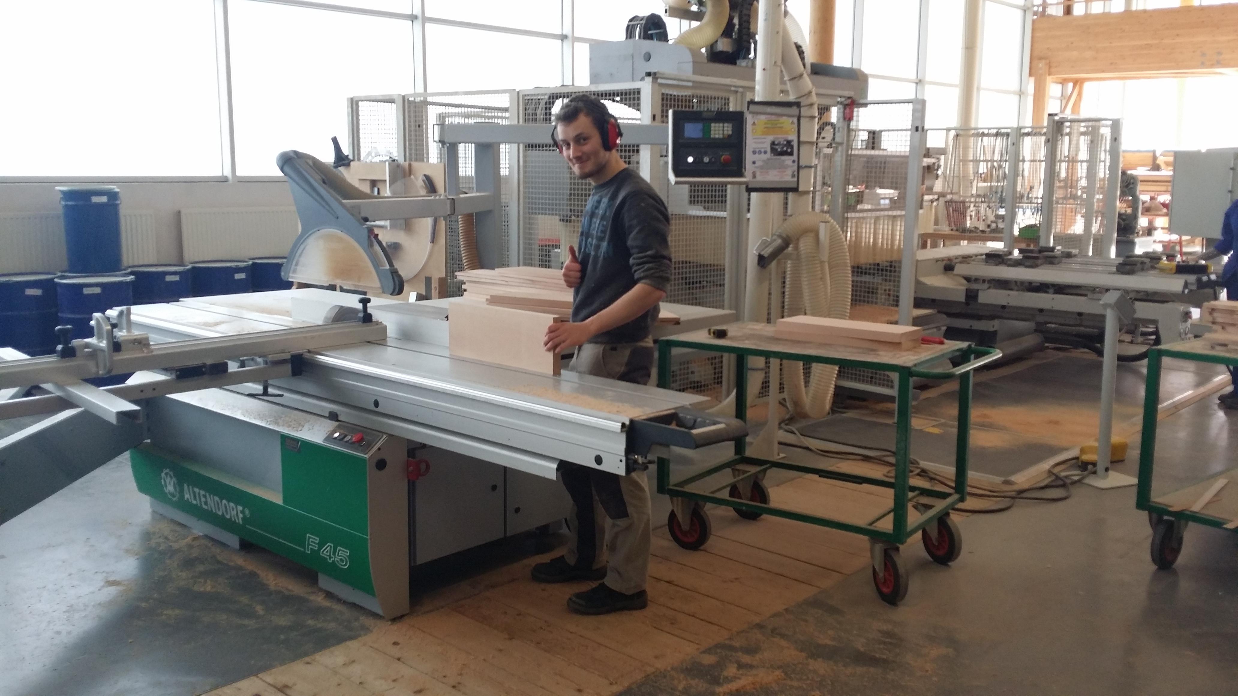 fabrication des planches en forme de cochon