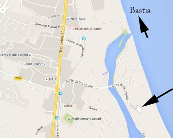 Furiani : La plage de a Banda Bianca réhabilitée par le conservatoire du littoral