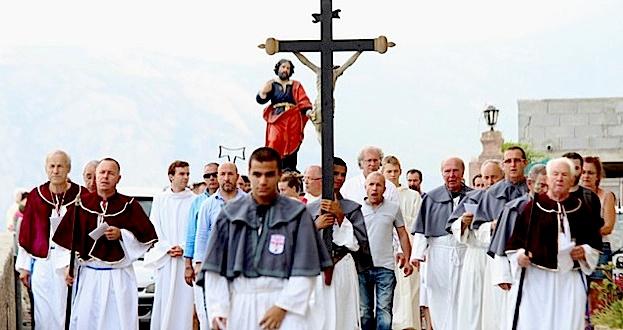 Les vignerons de Balagne ont fête la Saint Vincent dans la citadelle de Calvi