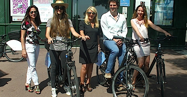 """Bastia By Cycle"" : Une initiative qui roule !"