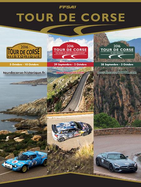 16e Tour de Corse Historique : La révolution (mécanique) d'octobre !