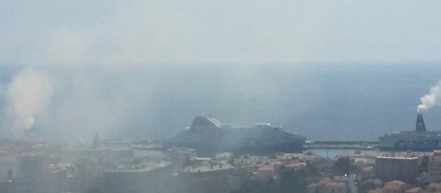Port de Bastia : A propos des nuisances olfactives et sonores