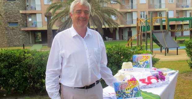Eric Marie de Ficquelmont, PDG de Touristra et de la Compagnie Internationale André Trigano (CIAT).