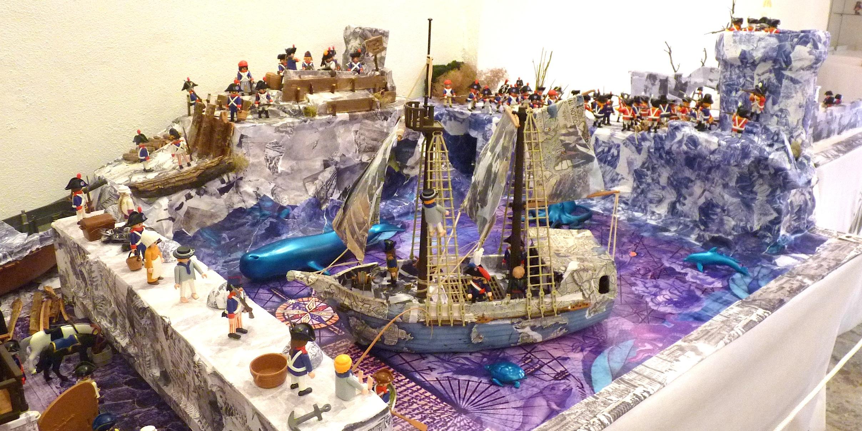 Ajaccio : Des figurines Playmobil à l'effigie de Napoléon Bonaparte, il fallait y penser…