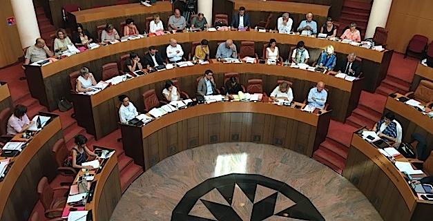 L' Assemblea di a giuventù amendée et adoptée à l'unanimité