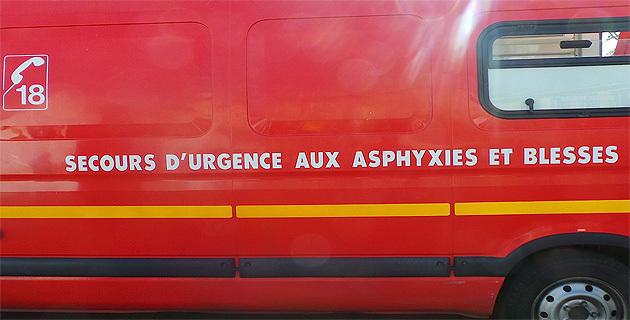 Bastia : Un pompier gravement blessé après une lourde chute, rue Droite
