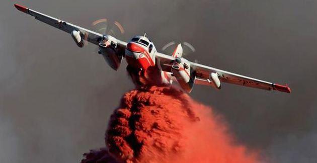 Fumée de cabine, bord d'attaque endommagé : Les Tracker de la Sécurité civile a rude épreuve