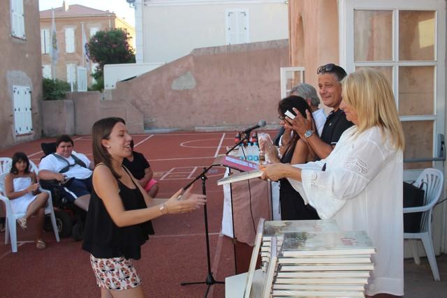 Réception à Calvi en l'honneur des bacheliers