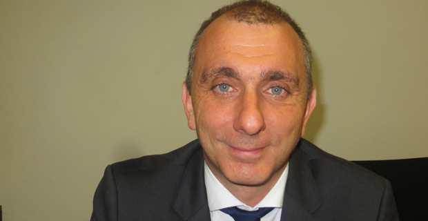 Jean-Christophe Angelini, conseiller exécutif et président de l'ADEC (Agence de développement économique de la Corse).