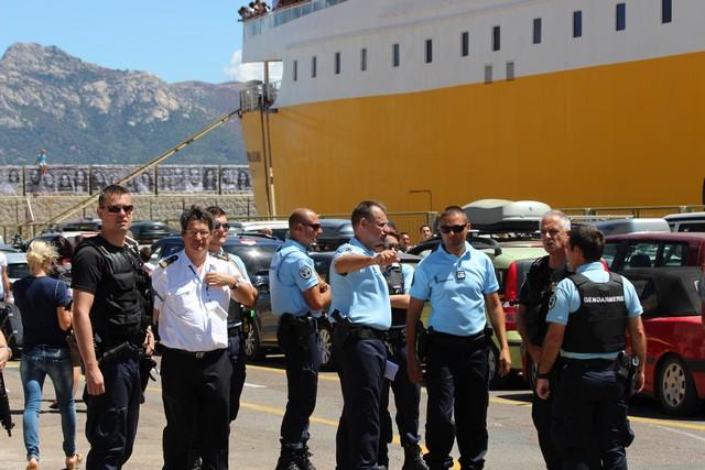 Il n'y aura plus de car-ferrys au port de commerce de Calvi dès le 12 août