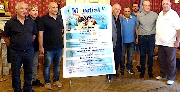 Pétanque à Ajaccio : Le mondial d'Austerlitz du 11 au 14 août place Miot