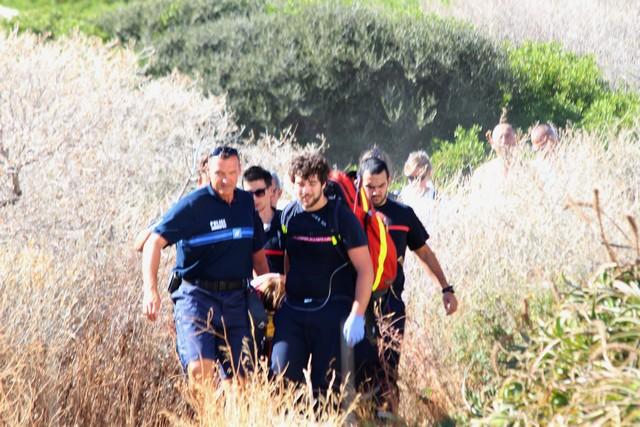 Calvi : Un vacancier suédois emporté par les vagues après avoir sauvé sa sœur de la noyade