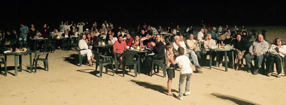 Près de 500 personnes samedi pour la soirée au profit de l'école de Tavera.