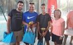 Le tournoi du TC Calvi à Nicolas Fonti (TC Folelli) et Christine Bouthors (TC Calvi)