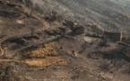 Conca d'Oru : Le feu est circonscrit, mais un fort risque de reprise persiste