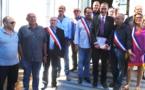 Ange-Pierre Vivoni a reçu le soutien de nombreux maires