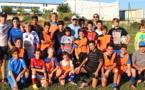 Lynn Evans : La bonne parole du rugby en Corse