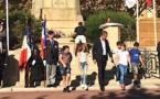 Bastia : Les enfants de l'école Campanari commémorent la libération de la Corse