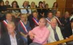 Anticor dénonce le port de l'écharpe tricolore au procès de Pierre Siméon de Buochberg