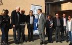 Réception des travaux de remise à niveau de la station d'eau potable de Calvi