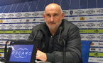 François Ciccolini - entraîneur SC Bastia