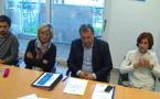 Bastia : La première rencontre CAB-MAC