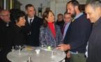 Ségolène Royal à Patrimoniu : Un soutien aux viticulteurs  au vignoble classé